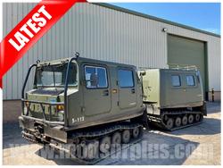 modsurplus - ex military vehicle - Hagglund Bv206 Personnel Carrier - MoD Ref: 50392