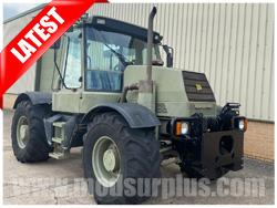 modsurplus - ex military vehicle - JCB fastrac 150T 80 ex MoD - MoD Ref: 50398